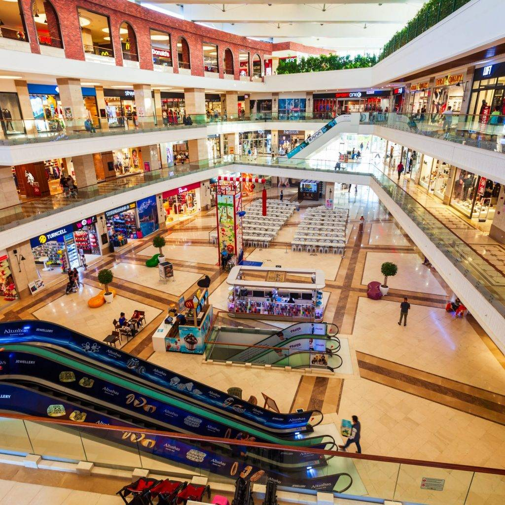energiemanagement einkaufszentren