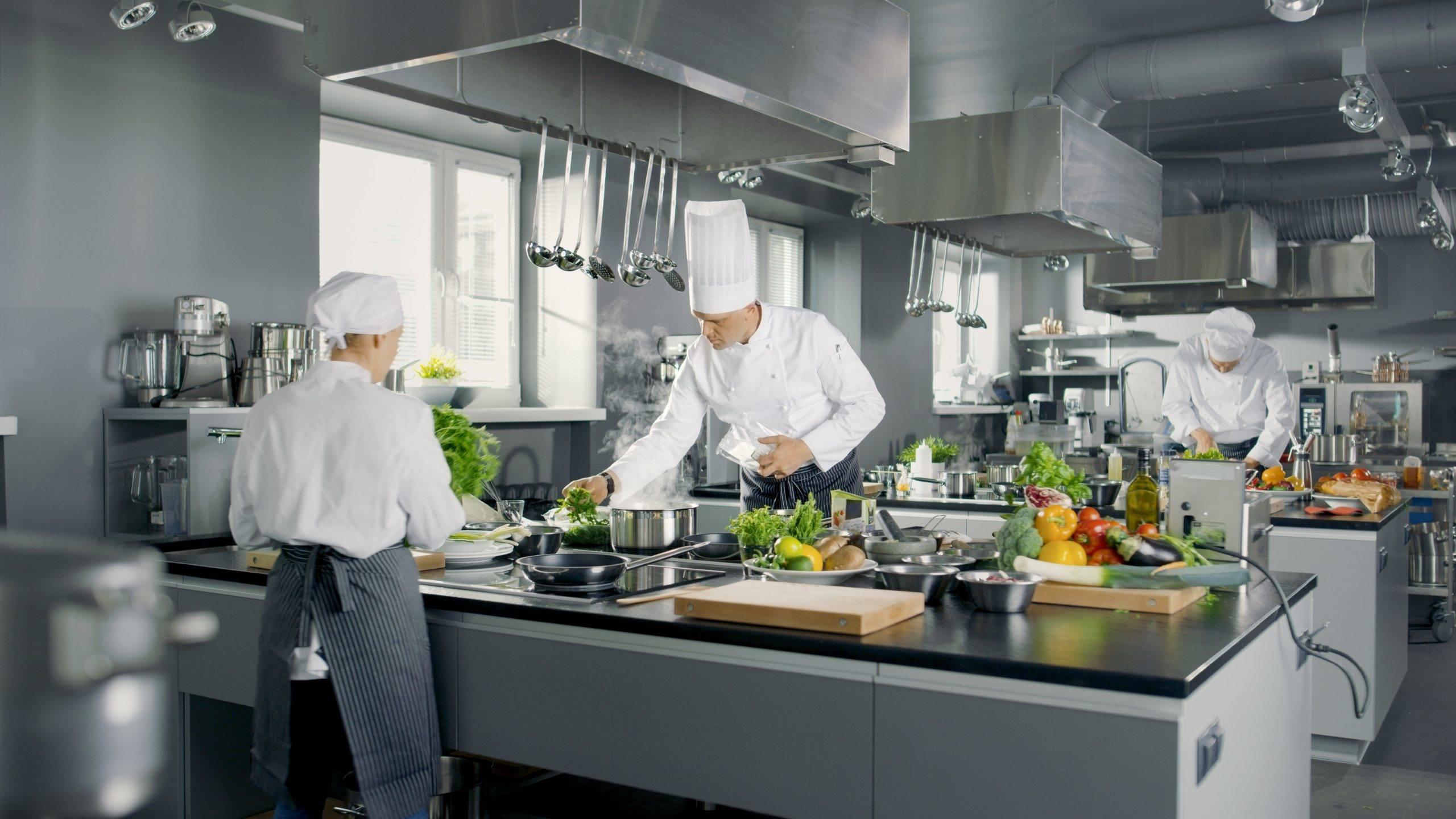 Energiemanagement Gastronomie